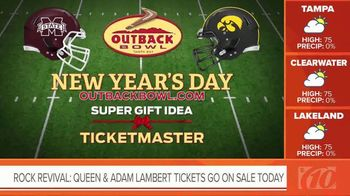 Outback Steakhouse TV Spot, '2019 Outback Bowl' - Thumbnail 7