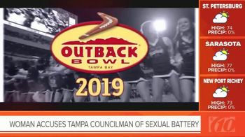 Outback Steakhouse TV Spot, '2019 Outback Bowl' - Thumbnail 2