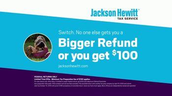 Jackson Hewitt TV Spot, 'Dog Wall of More' - Thumbnail 10