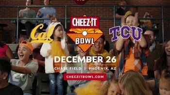 2018 Cheez-It Bowl TV Spot, 'New Holiday Tradition' - Thumbnail 9