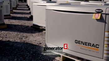 Generator Supercenter TV Spot, 'Power Up Your Holiday: Stocking Discounts' - Thumbnail 2