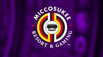 Miccosukee Resort & Gaming TV Spot, 'Ultimate Gaming Experience' - Thumbnail 2