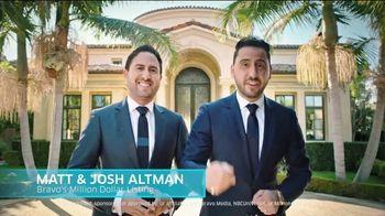 Omaze Dream House Giveaway TV Spot, 'Convince You' Featuring Matt Altman, Josh Altman - Thumbnail 2