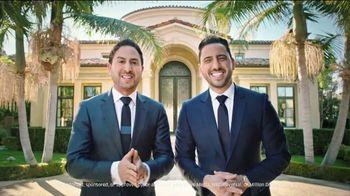 Omaze Dream House Giveaway TV Spot, 'Convince You' Featuring Matt Altman, Josh Altman - Thumbnail 3