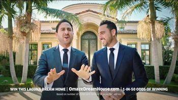 Omaze Dream House Giveaway TV Spot, 'Convince You' Featuring Matt Altman, Josh Altman - Thumbnail 8