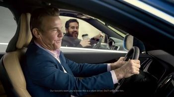 Esurance TV Spot, 'Safe and Unsafe Drivers' Featuring Dennis Quaid - Thumbnail 3