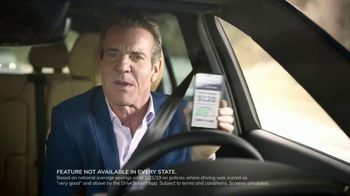 Esurance TV Spot, 'Safe and Unsafe Drivers' Featuring Dennis Quaid - Thumbnail 6