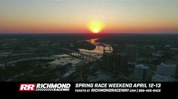 Richmond International Raceway TV Spot, '2019 Spring Race Weekend' Song by The Seige - Thumbnail 1