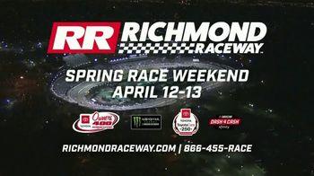 Richmond International Raceway TV Spot, '2019 Spring Race Weekend' Song by The Seige - Thumbnail 10