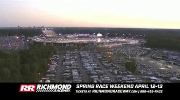 Richmond International Raceway TV Spot, '2019 Spring Race Weekend' Song by The Seige - Thumbnail 2