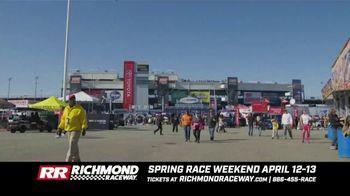 Richmond International Raceway TV Spot, '2019 Spring Race Weekend' Song by The Seige - Thumbnail 3