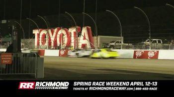 Richmond International Raceway TV Spot, '2019 Spring Race Weekend' Song by The Seige - Thumbnail 4