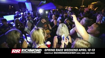 Richmond International Raceway TV Spot, '2019 Spring Race Weekend' Song by The Seige - Thumbnail 5
