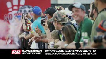 Richmond International Raceway TV Spot, '2019 Spring Race Weekend' Song by The Seige - Thumbnail 6