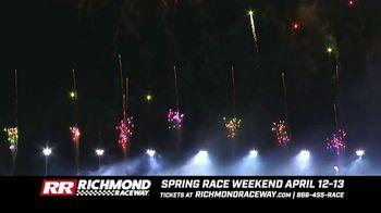 Richmond International Raceway TV Spot, '2019 Spring Race Weekend' Song by The Seige - Thumbnail 7