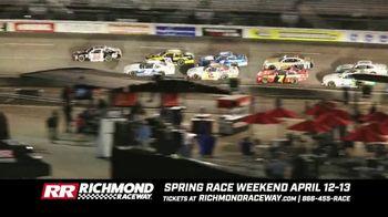 Richmond International Raceway TV Spot, '2019 Spring Race Weekend' Song by The Seige - Thumbnail 8