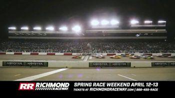 Richmond International Raceway TV Spot, '2019 Spring Race Weekend' Song by The Seige - Thumbnail 9