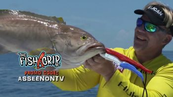 The Fish Grip TV Spot, 'Don't Reach Into That Mouth' Featuring Kevin Harrington - Thumbnail 8