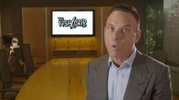 The Fish Grip TV Spot, 'Don't Reach Into That Mouth' Featuring Kevin Harrington - Thumbnail 1