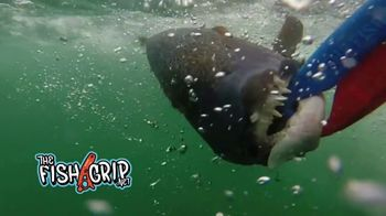 The Fish Grip TV Spot, 'Don't Reach Into That Mouth' Featuring Kevin Harrington - Thumbnail 3