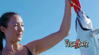 The Fish Grip TV Spot, 'Don't Reach Into That Mouth' Featuring Kevin Harrington - Thumbnail 5