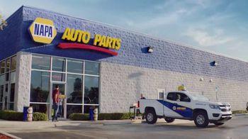 NAPA Auto Parts Love Your Car Month TV Spot, 'NAPA Bucket: Fill and Save' - Thumbnail 4