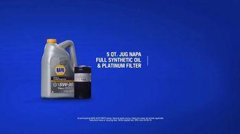 NAPA Auto Parts Love Your Car Month TV Spot, 'NAPA Bucket: Fill and Save' - Thumbnail 7