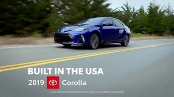 Toyota Corolla Clearance Event TV Spot, '2019 Corolla LE' [T2] - Thumbnail 7