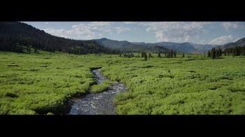 Wyoming Tourism TV Spot, \'Wild Grandpa\'