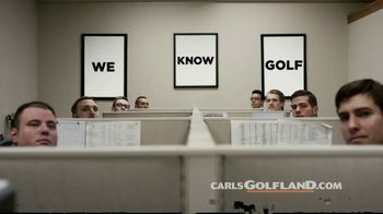 Carl's Golfland TV Spot, 'It's All About Golf' - Thumbnail 9
