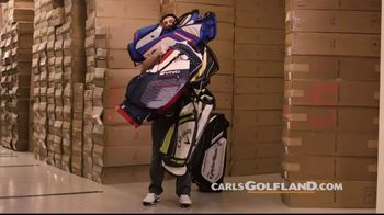 Carl's Golfland TV Spot, 'It's All About Golf'