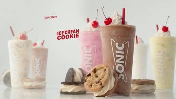 Sonic Drive-In Ice Cream Cookie Sandwiches TV Spot, 'Reunion Tour' - Thumbnail 1