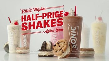 Sonic Drive-In Ice Cream Cookie Sandwiches TV Spot, 'Reunion Tour' - Thumbnail 10