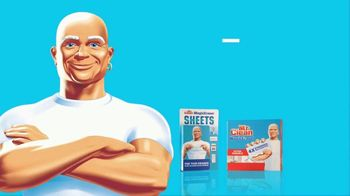 Mr. Clean Magic Eraser TV Spot, 'Cleaning Tip: Kitchen and Bathroom Messes' - Thumbnail 1