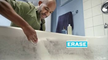 Mr. Clean Magic Eraser TV Spot, 'Cleaning Tip: Kitchen and Bathroom Messes' - Thumbnail 5