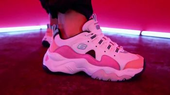 SKECHERS D'Lites 3.0 TV Spot, 'Dance' Featuring Camila Cabello, Song by PEACEriot