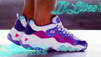 SKECHERS D'Lites 3.0 TV Spot, 'Dance' Featuring Camila Cabello, Song by PEACEriot - Thumbnail 4