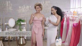 Aveeno TV Spot, '2019 NAACP Image Awards: Any Red Carpet' Featuring Jade Novah, Malinda Williams, Africa Miranda - Thumbnail 1
