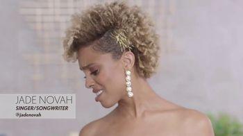 Aveeno TV Spot, '2019 NAACP Image Awards: Any Red Carpet' Featuring Jade Novah, Malinda Williams, Africa Miranda - Thumbnail 3