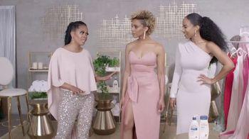 Aveeno TV Spot, '2019 NAACP Image Awards: Any Red Carpet' Featuring Jade Novah, Malinda Williams, Africa Miranda - Thumbnail 4
