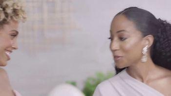 Aveeno TV Spot, '2019 NAACP Image Awards: Any Red Carpet' Featuring Jade Novah, Malinda Williams, Africa Miranda - Thumbnail 8