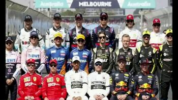 Formula One TV Spot, '2019 Gulf Air Bahrain Grand Prix' Song by The Chemical Brothers - Thumbnail 1