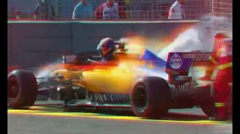 Formula One TV Spot, '2019 Gulf Air Bahrain Grand Prix' Song by The Chemical Brothers - Thumbnail 4