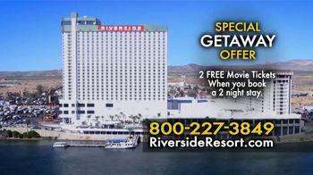 Riverside Resort & Casino TV Spot, 'Escape to Paradise: Movie Tickets' - Thumbnail 8