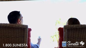 Sunesta TV Spot, 'Retractable Awnings and Screens' - Thumbnail 8