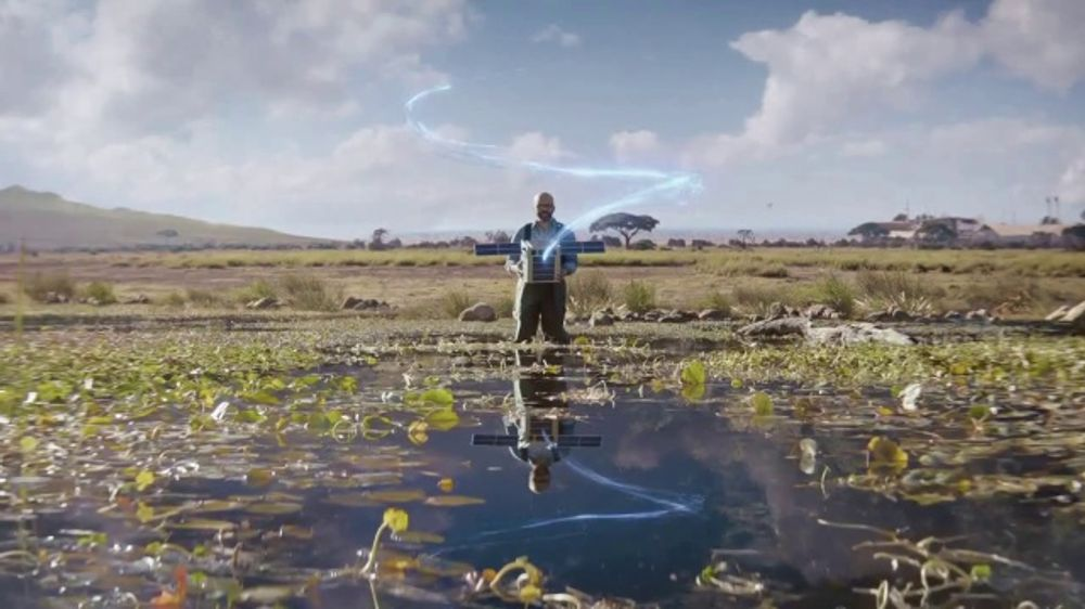 Dell Technologies TV Commercial, 'Outrunning Disease' Featuring Jeffrey Wright