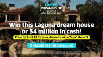 Omaze Dream House Giveaway TV Spot, 'Win Your Dream Home' - Thumbnail 10