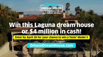 Omaze Dream House Giveaway TV Spot, 'Win Your Dream Home' - Thumbnail 9