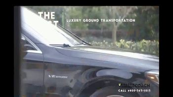 Boston Corporate Coach TV Spot, 'CNBC: Luxury Transportation'
