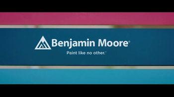 Benjamin Moore TV Spot, 'Where Benjamin Moore Paint Is Made' - Thumbnail 8